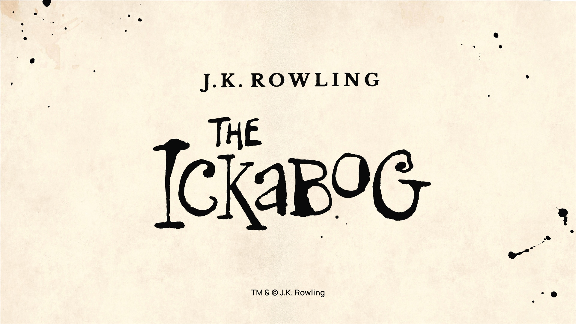 J. K. Rowling Competition